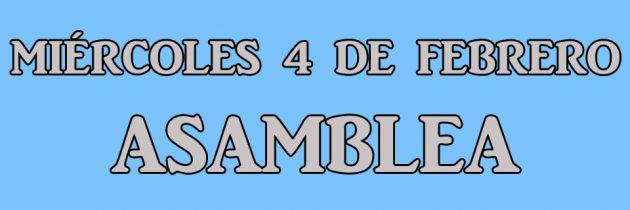 ASAMBLEA INFORMATIVA – PAUTA SALARIAL – MIÉRCOLES 4 DE FEBRERO – 12:00 HS