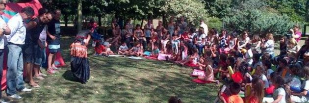 CIERRE COLONIA DE VACACIONES 2015 AJB LOMAS