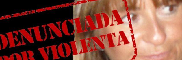 JUEZA VIOLENTA TERNADA