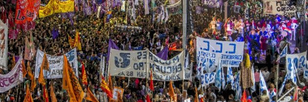 MARTES 15 – REUNIÓN CON VISTAS AL XXX ENCUENTRO NACIONAL DE MUJERES