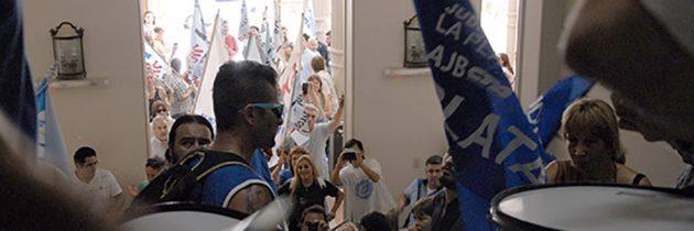 JORNADA PROVINCIAL DE PROTESTA