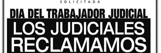 DÍA DEL TRABAJADOR JUDICIAL