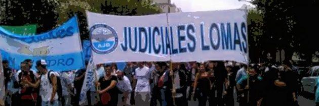 SE AGUDIZA EL CONFLICTO SALARIAL DE LOS JUDICIALES