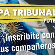 COPA TRIBUNALES. TORNEO DE FÚTBOL 5